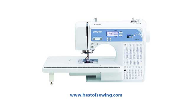 brother xr9550 best computerized sewing machine